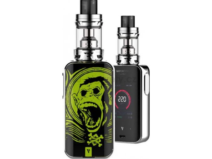 Vaporesso LUXE S TC220W Full Kit Green Ape