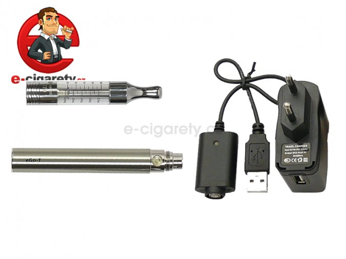 Elektronická cigareta eGo- T3D 1100mAh, 1ks
