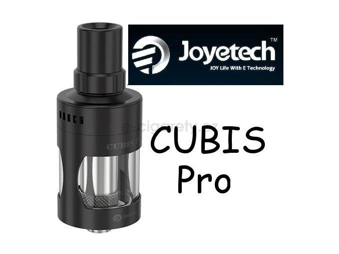 Joyetech CUBIS Pro Atomizer 4ml, černá