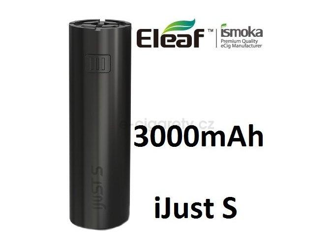 Eleaf iJust Baterie S 3000mAh černá