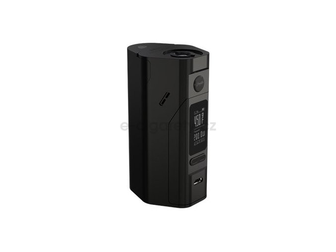 WISMEC Reuleaux RX2 3 černá