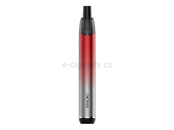 Smok STICK G15 POD 700mAh Stříbrno-červená