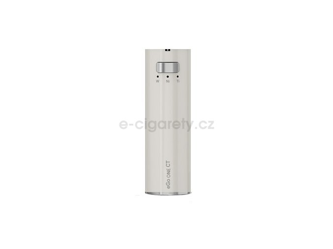 Joyetech eGo ONE CT baterie 2200mAh Pearl White