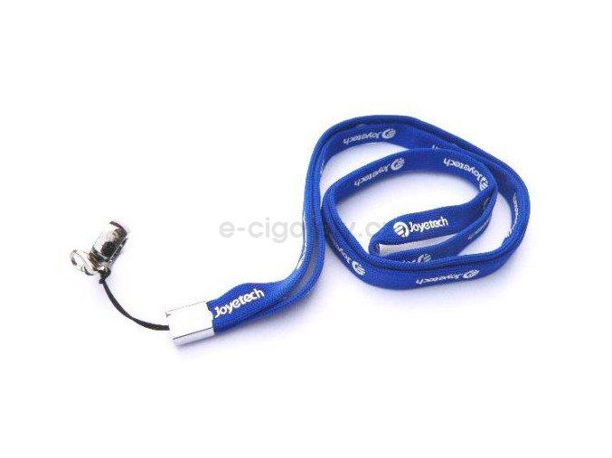 Šňůrka na krk pro eGo - modrá (JOYETECH)