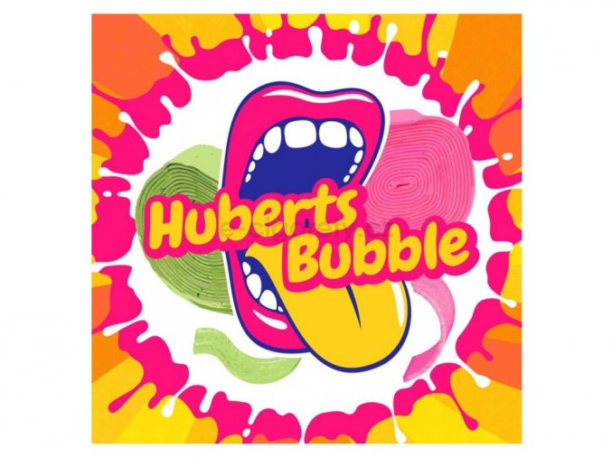 Příchuť Big Mouth Classic Huberts Bubble 10ml