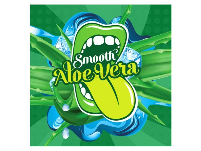 Příchuť Big Mouth Classic Smooth Aloe Vera 10ml
