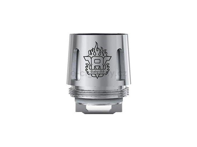 SMOK Hlava V8 Baby X4 Quadruple Core 0.15ohm