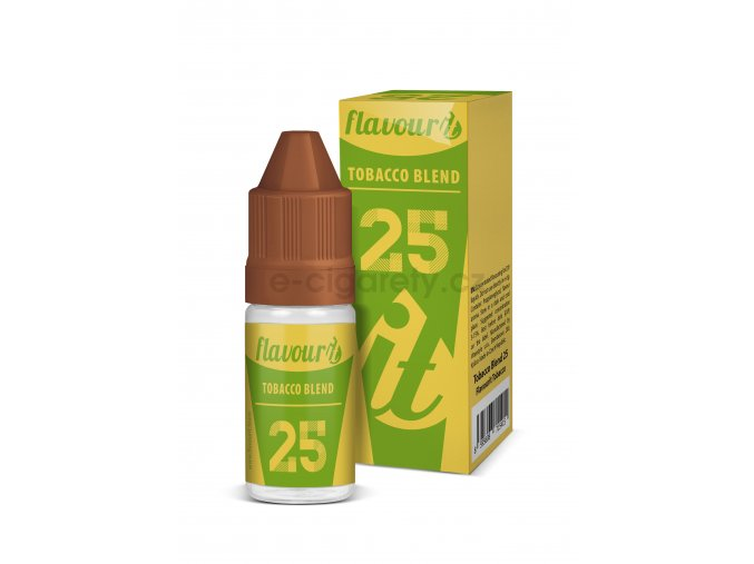 25 tobacco blend