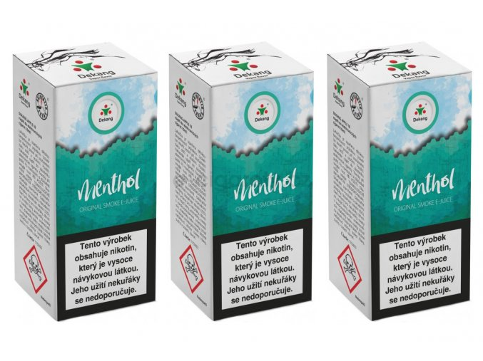 DekangEU liquid Malina 30ml 12mg