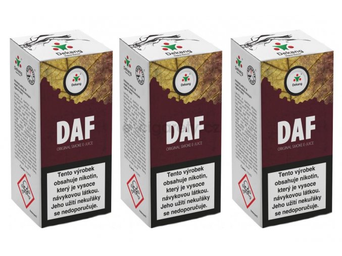 DekangEU liquid DVBlend 30ml 3mg