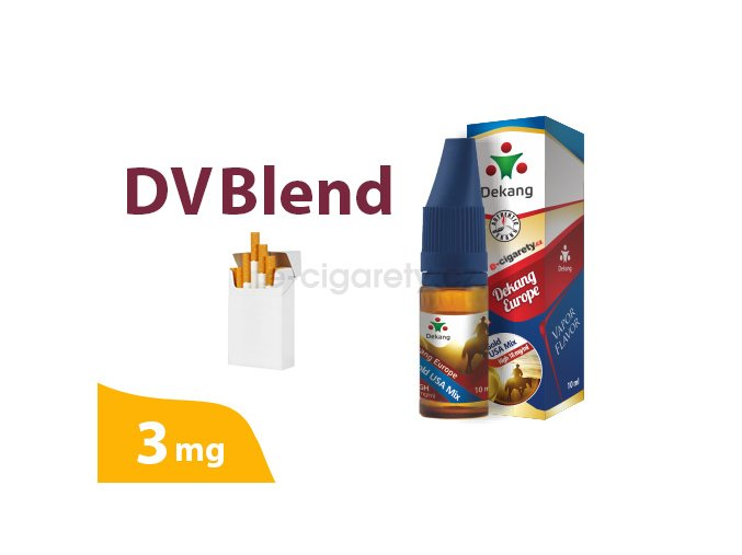DekangEU liquid DVBlend 10ml 3mg