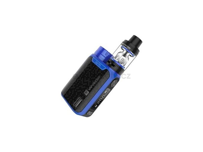 Vaporesso SWAG TC80W Full Kit Modrá