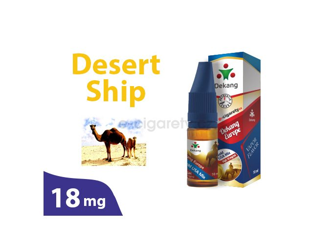 DekangEU liquid DesertShip 10ml 18mg