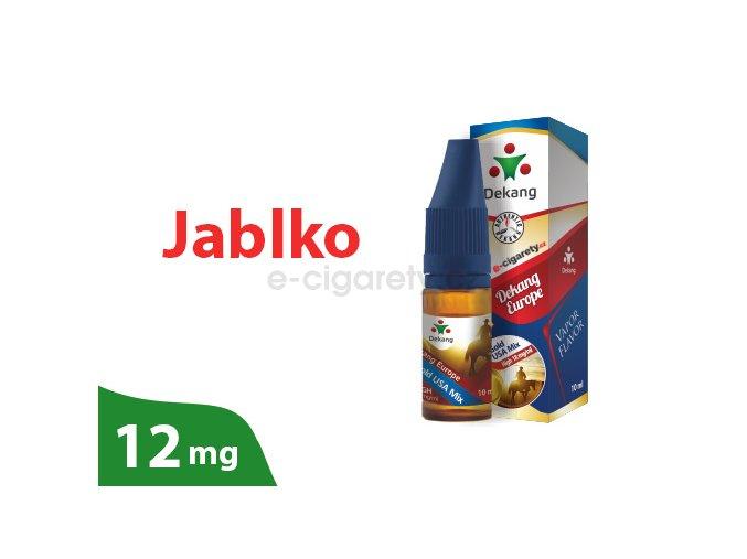 DekangEU liquid Jablko 10ml 12mg