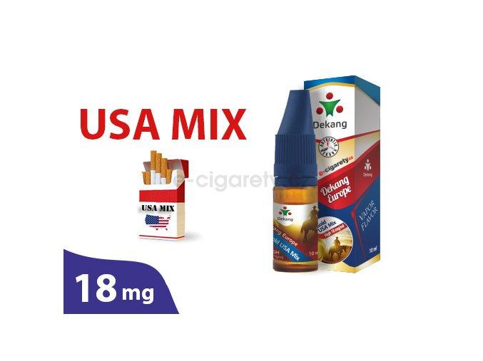 DekangEU liquid USA Mix 10ml 18mg
