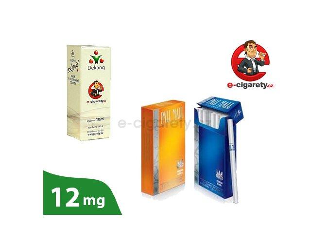 E-liquid Dekang Mall Blend - 10ml, 12mg