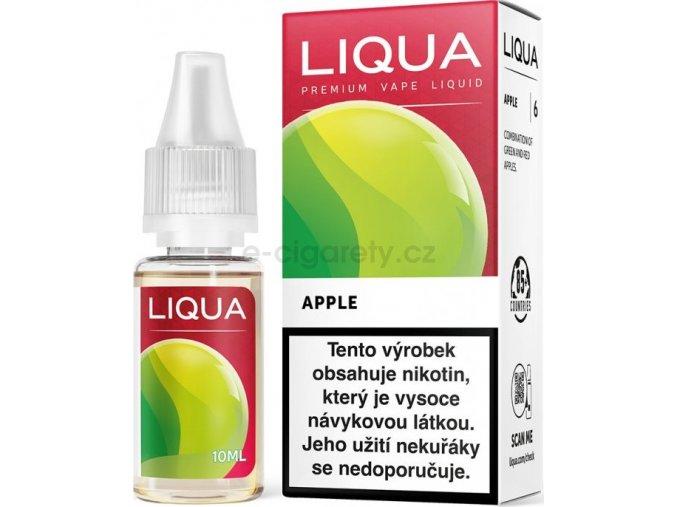 Liquid LIQUA CZ Elements Apple 10ml-18mg (jablko)
