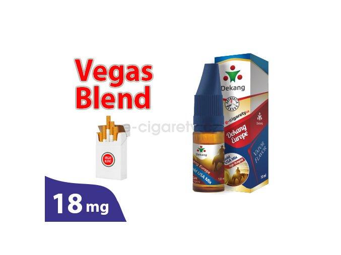 DekangEU liquid VegasBlend 10ml 18mg