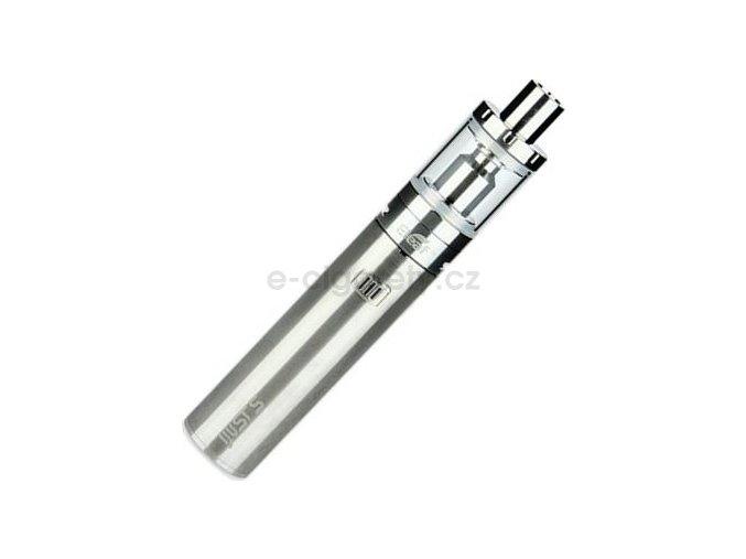 Eleaf iJust S elektronická cigareta 3000mAh stříbrná