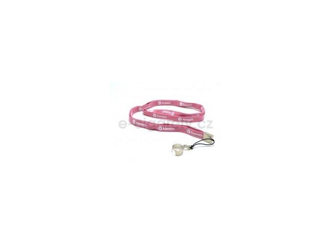 Šňůrka na krk pro eGo - růžová (JOYETECH)
