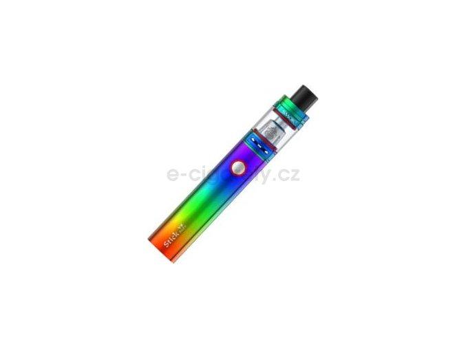 Smoktech Stick V8 Baby elektronická cigareta 2000mAh duhová