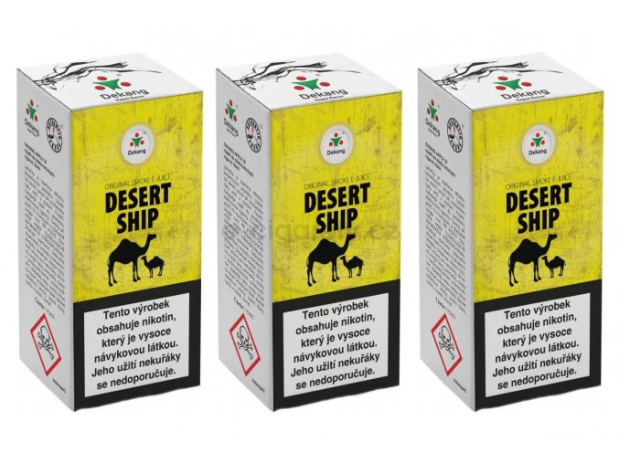 DekangEU liquid DesertShip 30ml 18mg