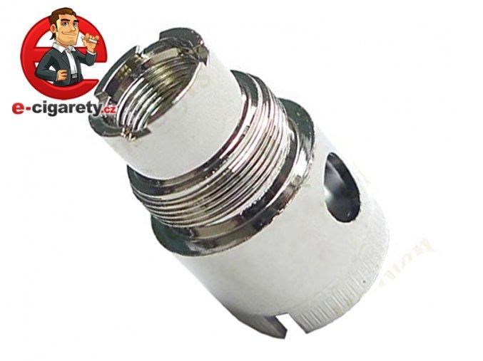 Bateriový konektor eGo - stříbrný