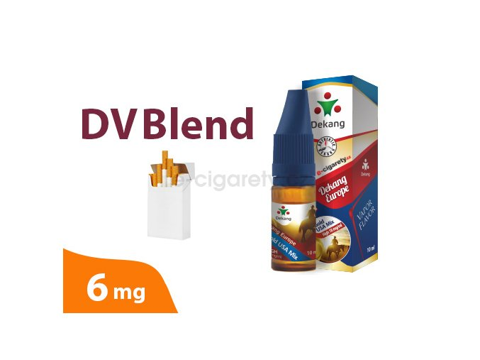 DekangEU liquid DVBlend 10ml 6mg