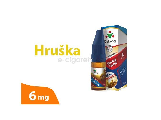 DekangEU liquid hruška 10ml 6mg