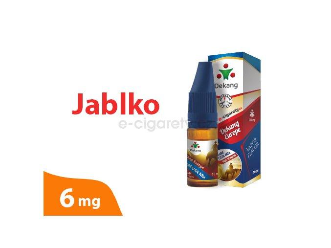 DekangEU liquid Jablko 10ml 6mg