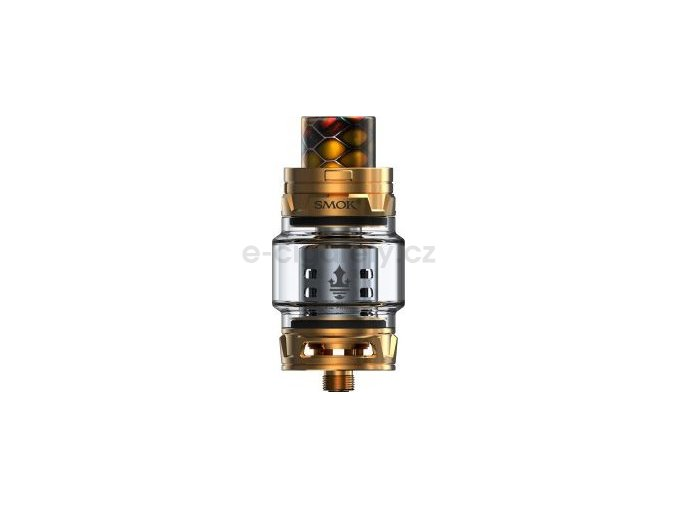 Smoktech TFV12 Prince Cloud Beast clearomizer Zlatá