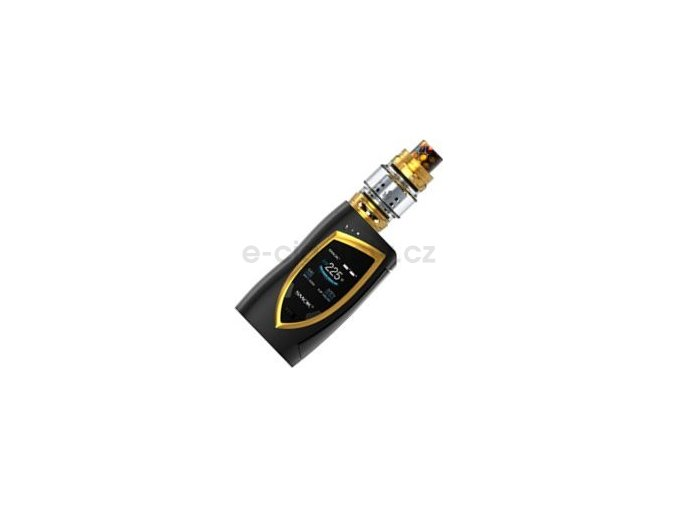 Smoktech Devilkin 225W Grip Full Kit Black-Prism Gold