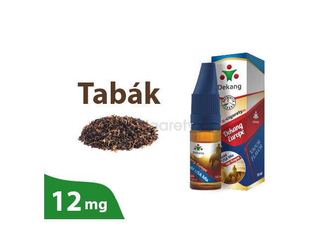 DekangEU liquid tabák 10ml 12mg