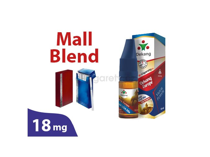 DekangEU liquid mallblend 10ml 18mg