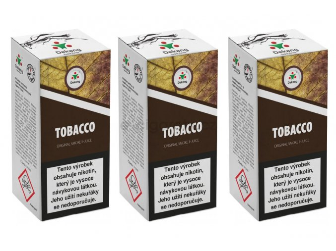 DekangEU liquid tabák 30ml 18mg