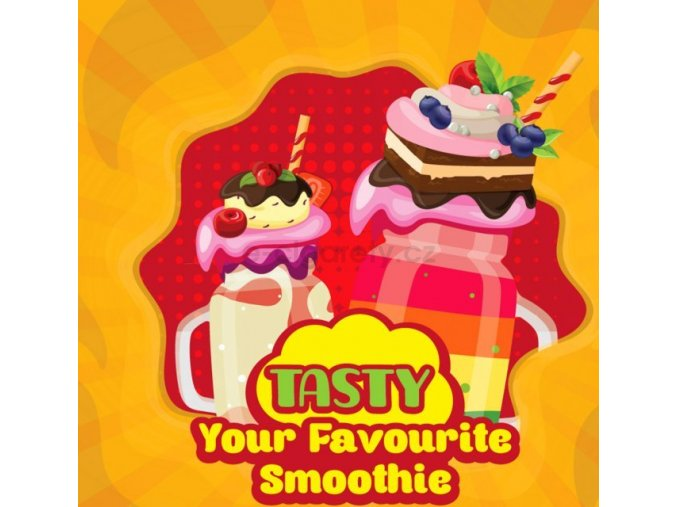Příchuť Big Mouth Tasty - Your Favourite Smoothie 10ML