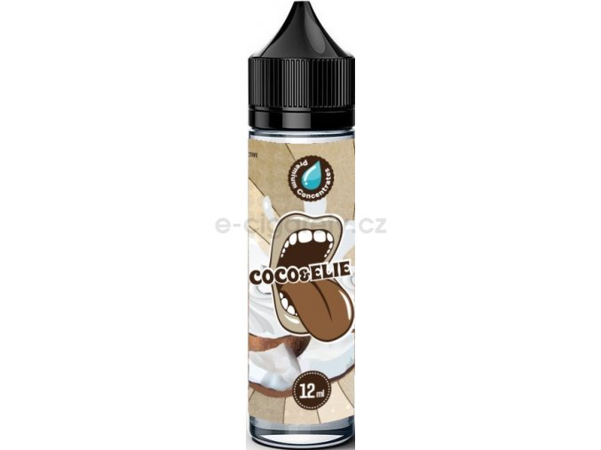 Příchuť Big Mouth Shake and Vape 12ml Classical Coco and Elie