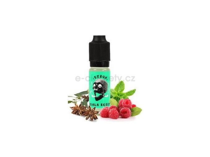 Příchuť The Fuu Syrup 10ml Koala Berry