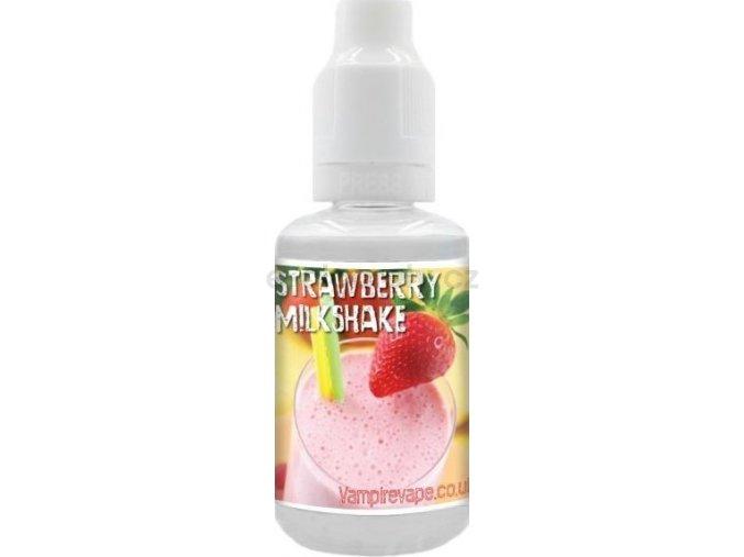 Příchuť Vampire Vape 30ml Strawberry Milkshake