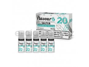 flavourit salter 70 30 20mg 5x10ml