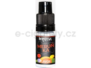 Příchuť IMPERIA Black Label 10ml Apricot (Meruňka)