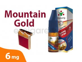 DekangEU liquid MountainGold 10ml 6mg