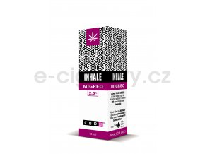 Liquid CBDex Inhale Migreo 2,5% 10ml