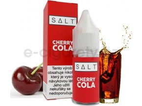 Liquid Juice Sauz SALT CZ Cherry Cola 10ml - 20mg