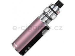 Eleaf iStick T80 Pesso Grip Full Kit 3000mAh Růžová