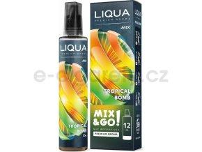 Příchuť Liqua Mix&Go 12ml Tropical Bomb