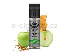 tobgun pistolero tabak jablko