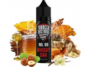 Příchuť Flavormonks Tobacco Bastards Shake and Vape 12ml No.69 Whiskey Oak