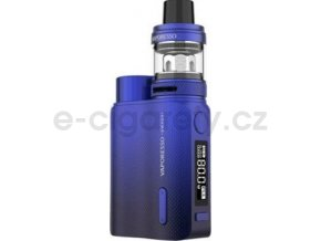 Vaporesso SWAG II TC80W grip Full Kit Modrá