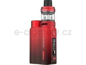 Vaporesso SWAG II TC80W grip Full Kit Červená